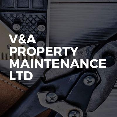 V&A Property Maintenance Ltd