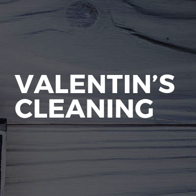 Valentin's Cleaning