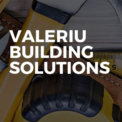 Valeriu building solutions