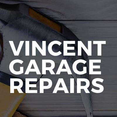 Vincent Garage Repairs