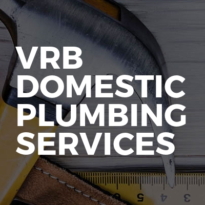 VRB Domestic Plumbing Services