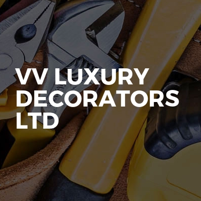 VV LUXURY DECORATORS LTD