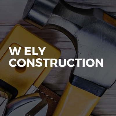 W Ely Construction