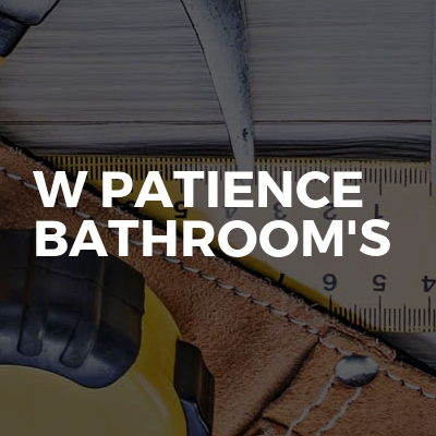 W Patience Bathroom's