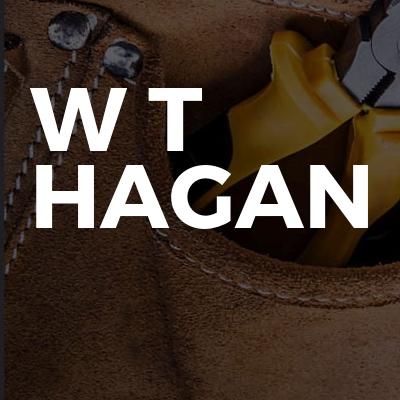 W T HAGAN