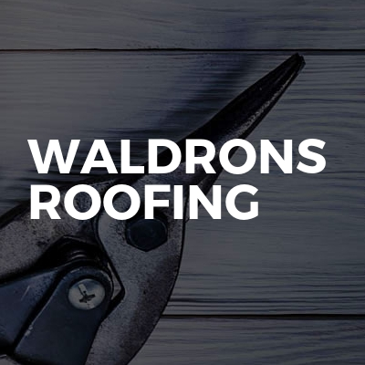 Waldrons Roofing