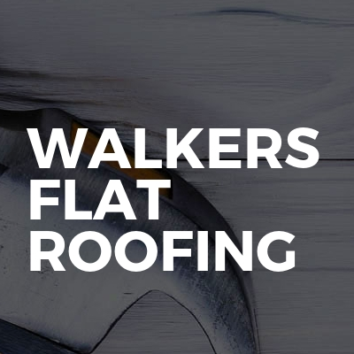Walkers flat roofing