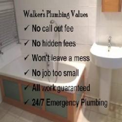 Walkers Plumbing Dudley