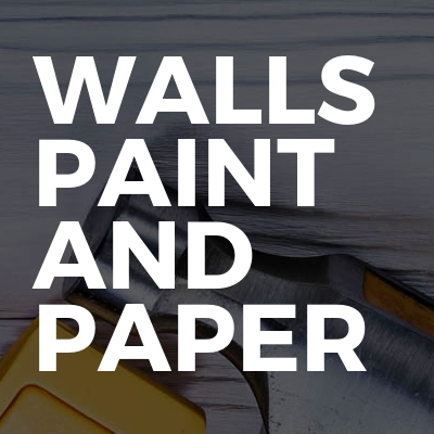 WALLS paint and paper