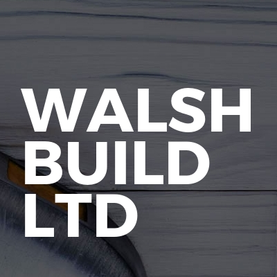 Walsh Build Ltd