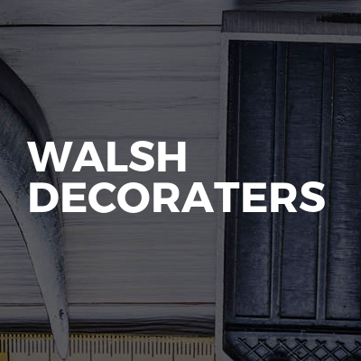 Walsh Decoraters