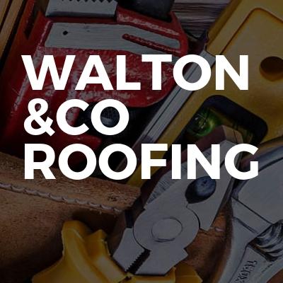 Walton &co roofing