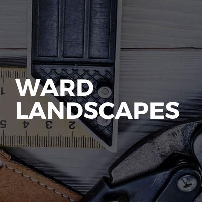 Ward landscapes