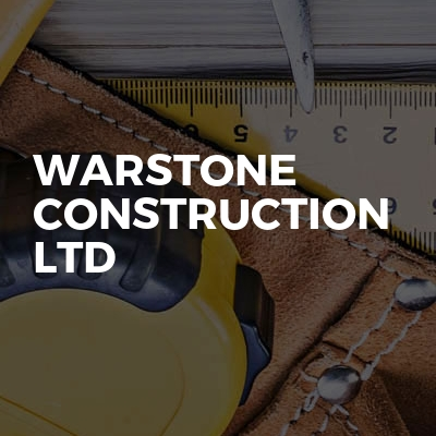 Warstone construction ltd