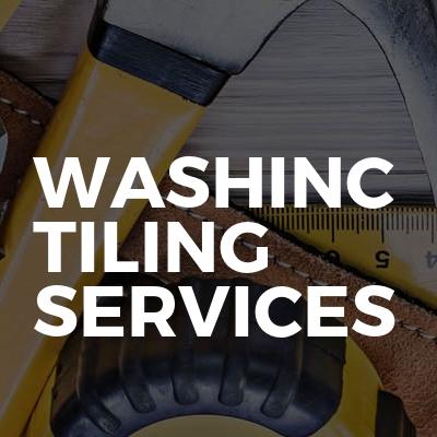 Washinc tiling services