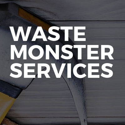 Waste Monster Services