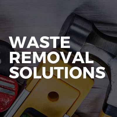 Waste Removal Solutions