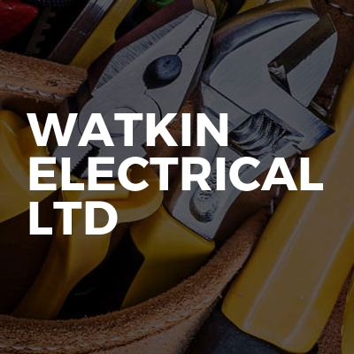 Watkin Electrical Ltd