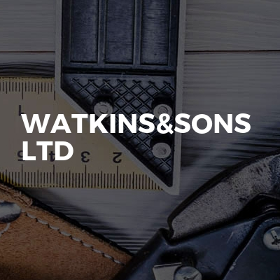 Watkins&sons Ltd