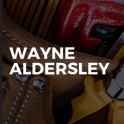 Wayne Aldersley