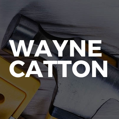 Wayne Catton