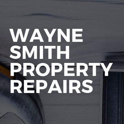 Wayne Smith Property Repairs
