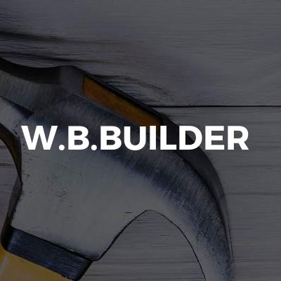 W.B.BUILDER