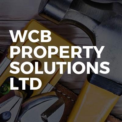 WCB Property Solutions Ltd