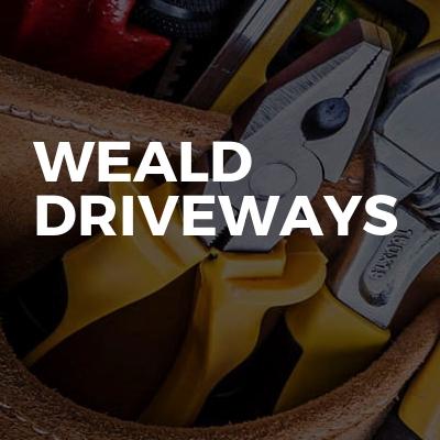 Weald Driveways