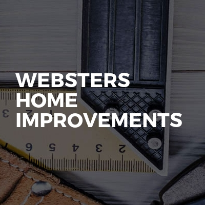 Websters home improvements