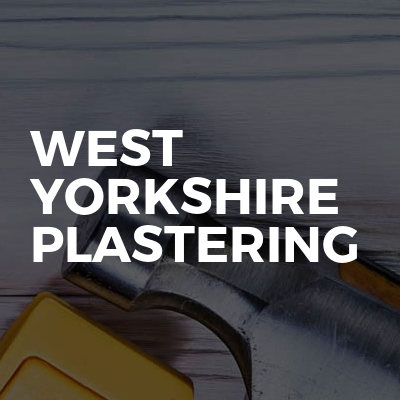 West Yorkshire Plastering