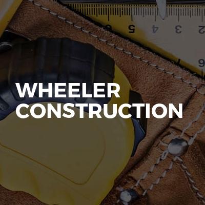 Wheeler Construction
