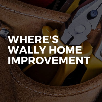 Where's Wally Home Improvement