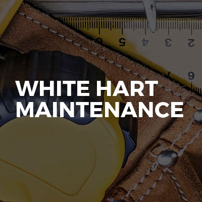 White Hart Maintenance