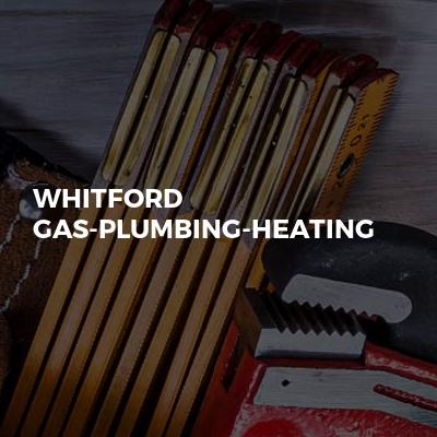 WHITFORD GAS-PLUMBING-HEATING
