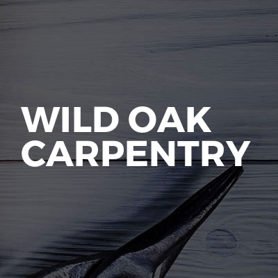 Wild Oak Carpentry