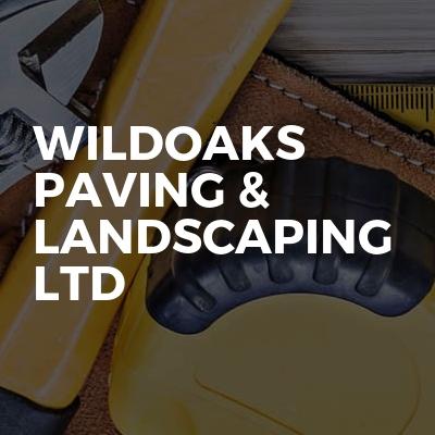 Wildoaks paving & landscaping ltd