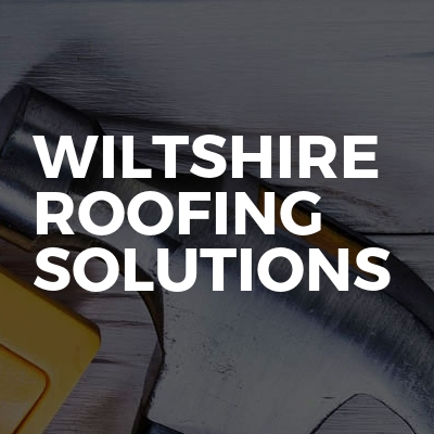 wiltshire roofing solutions