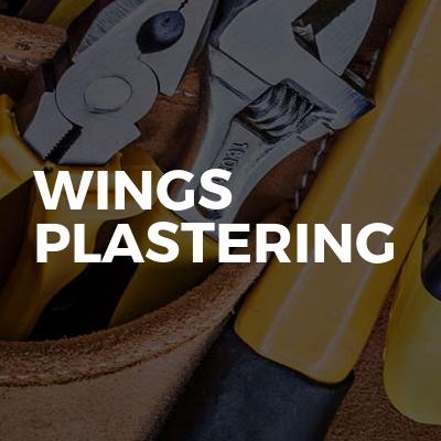Wings Plastering