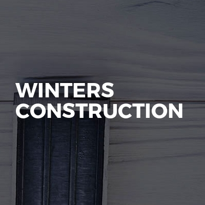 Winters Construction