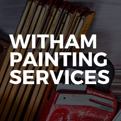 Witham Painting Services