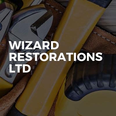 Wizard restorations ltd