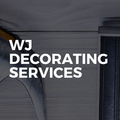 Wj decorating services