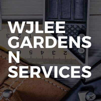 Wjlee Gardens N Services