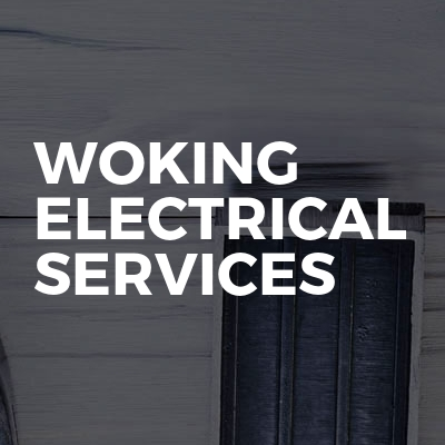 Woking Electrical Services