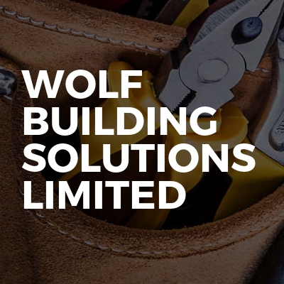 Wolf Building Solutions Limited