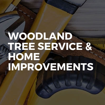 Woodland tree service & home improvements