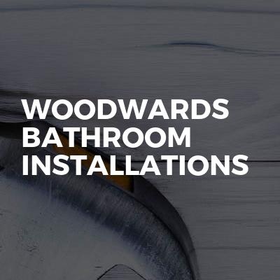 Woodwards bathroom installations