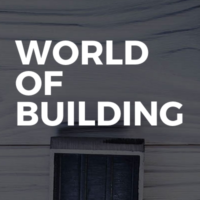 world of building