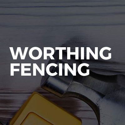 Worthing Fencing